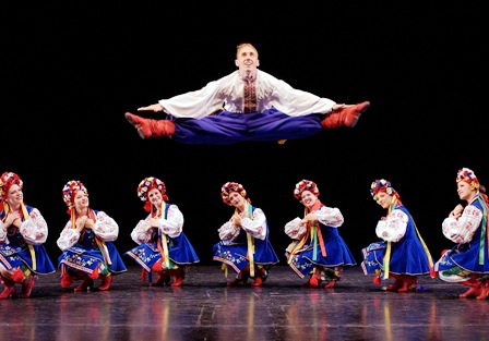 how to do a russian leap in dance